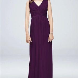 Purple Bridal/Prom Dress
